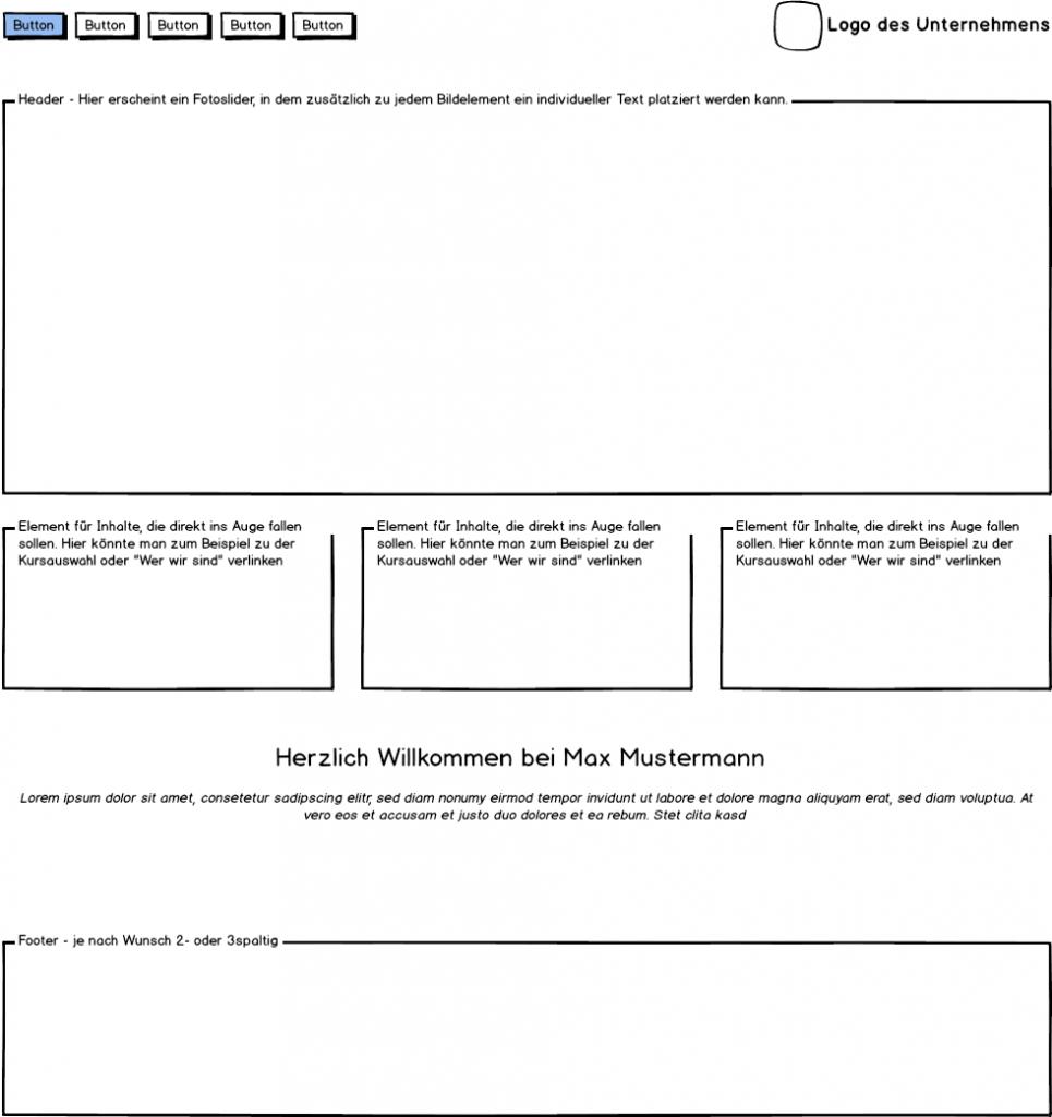 Startseite Wireframe_2